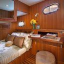 Helmsman 37 Sedan 2 Strm Interior 2nd cabin