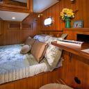 Helmsman 37 Sedan 2 StrmInterior 2nd cabin